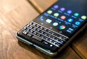 El BlackBerry KEYONE llegará al mercado norteamericano en mayo