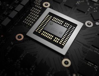 La Xbox One Scorpio promete ser la consola más potente del mercado
