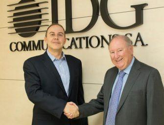 Baquía e IDG firman un acuerdo de colaboración