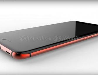 Se publica un nuevo render del último modelo de HTC