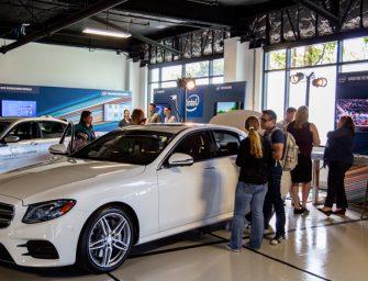 Intel y BMW se unen para lanzar un nuevo coche altamente automatizado