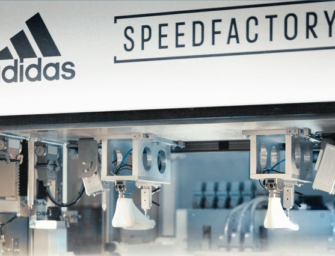Adidas mejora el proceso de fabricación del calzado con la impresión 3D