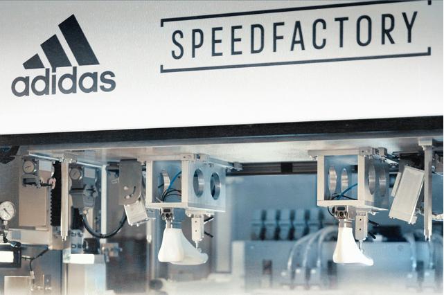 El Impresión Proceso Adidas De Mejora Fabricación Del Con La Calzado Pq5p1