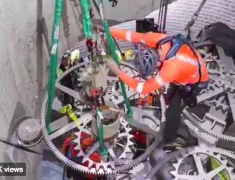Jeff Bezos construirá un reloj subterráneo que funcionará 10.000 años