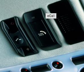 La llamada de emergencia obligatoria llega a los coches