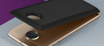 Moto Z, el verdadero avance en teléfonos modulares