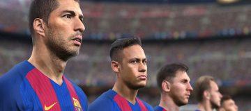 Konami ficha al FC Barcelona para PES 2017