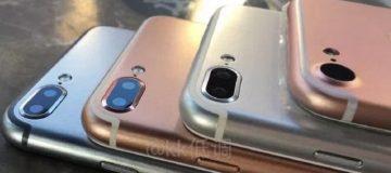Una estrella del pop muestra el iPhone 7 en Taiwán