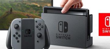 Nintendo abre el telón de su nueva consola: Nintendo Switch