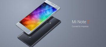 Xiaomi Mi Note 2: un clon del Note 7 a un precio imbatible