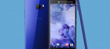 HTC U Ultra: doble pantalla e inteligencia artificial