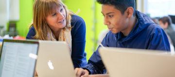 Los colegios de Chicago aprenden programación con la ayuda de Apple